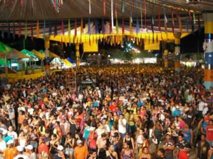 """""""Points"""" do Carnaval em MS esperam atrair 70 mil este ano"""