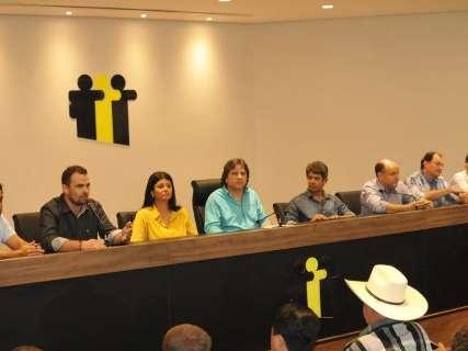 Presidente eleito da Assomasul prevê 1º semestre difícil aos prefeitos de MS