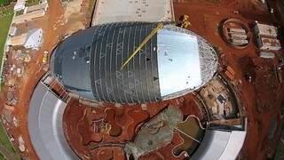 Especialistas questionam a capacidade técnica dos responsáveis pela quarentena dos peixes do Aquário (Foto: Reprodução do Facebook)