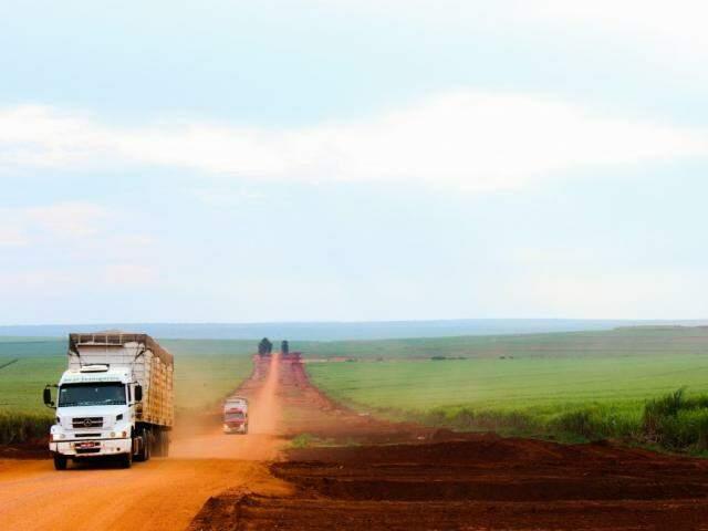 Moagem de cana-de-açúcar chegou a 21,4 milhões de toneladas no Estado (Foto: Divulgação)