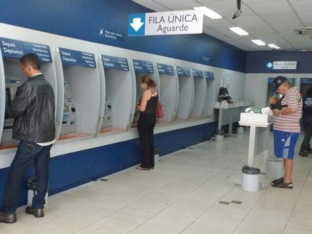 Bancos encerram atendimento nesta quinta-feira. (Foto: Arquivo)