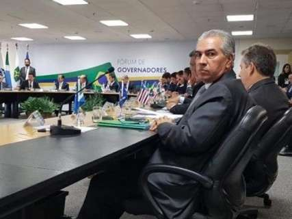 """""""Se fecha aqui melhora para todo o Brasil"""", diz governador sobre fronteira"""