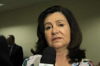Prefeita eleita em Dourados, Délia Razuk, diz que vai ter corte de gastos (Foto: Marina Pacheco)