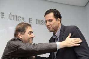 Contratado por Bernal, Júlio vive crise na OAB-MS e perde apoio até da sua diretoria (Foto: Cleber Gellio)