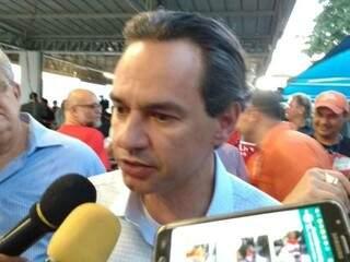 Prefeito eleito de Campo Grande, Marquinhos Trad (PSD). (Foto: Leonardo Rocha/Arquivo)