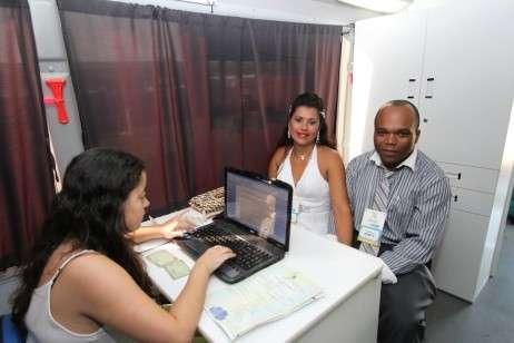 Em dois dias, Justiça Itinerante atende mil pessoas e realiza 250 casamentos