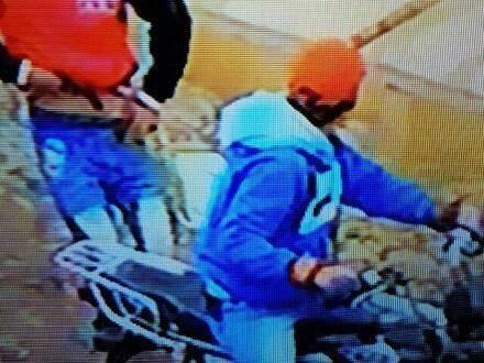 Assaltantes podem estar envolvidos em série de crimes ocorridos na região (Foto: Porã News)