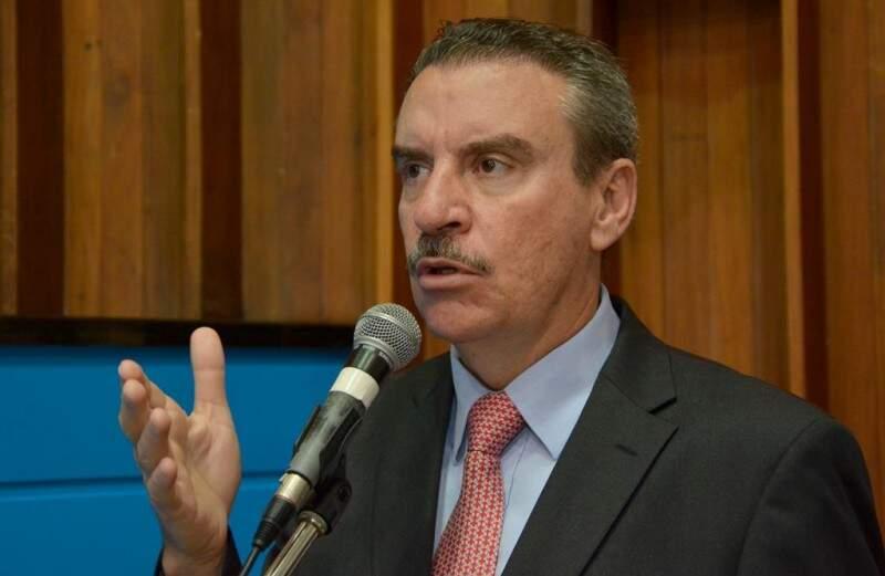 Paulo Corrêa disse que ação da Polícia Federal pode ter tido intenção política contra Giroto (Foto: Roberto Higa/ALMS)