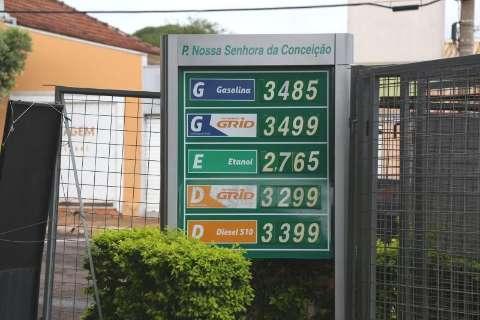 Sindicato quer retomar discussões com governo sobre baixa do ICMS do diesel
