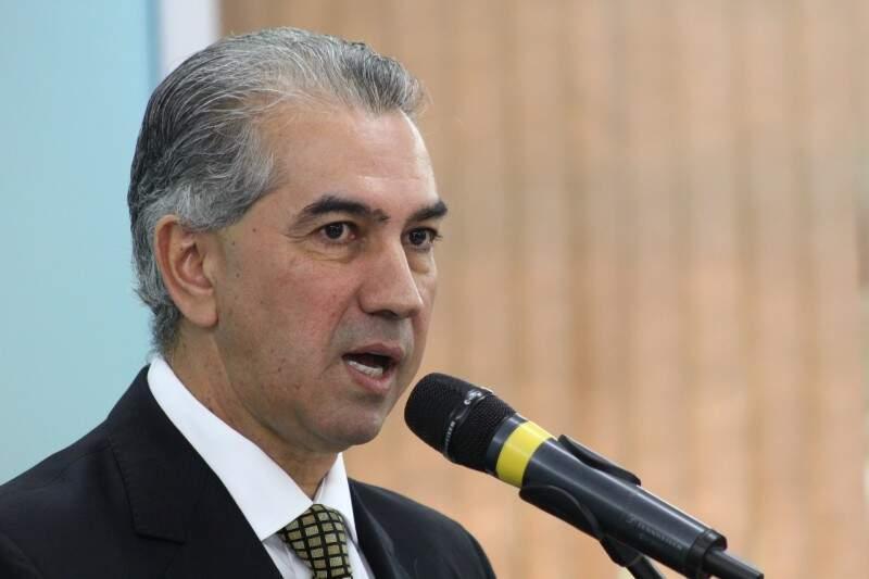 Governador afirma que já tinha sido comunicado sobre a investigação de servidores. (Foto: Marcos Ermínio)