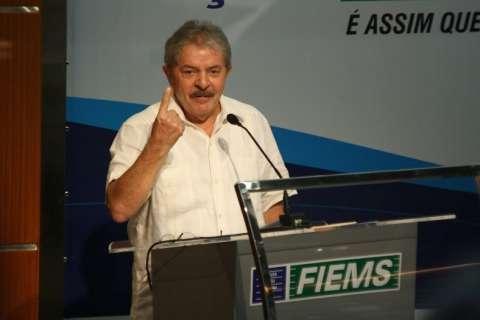"MS teve R$ 11,7 bi do PAC e ""Três Lagoas é o ABC de MS"", afirma Lula"