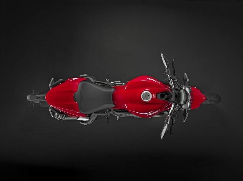 Ducati Monster 821 chega ao mercado brasileiro