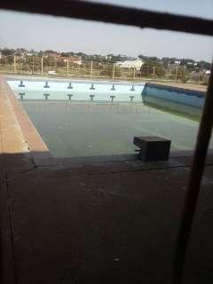 Sem condições de uso, piscinas do Parque Ayrton Senna são interditadas