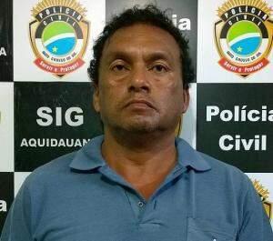 Flaviano confirmou o furto, contou com apoio de pessoas ainda não identificadas (Foto: Divulgação/PC)