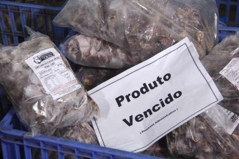 CGU encontra merenda estragada e superfaturamento de R$ 3 milhões