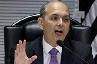 Desembargador Paulo Fontes, que, novamente, decidiu favoravelmente a André Puccinelli (Foto: Divulgação/Justiça Federal)