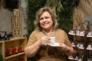 Corrente começou com momento mãe e filha e criou comunidade de amantes de café em Campo Grande.