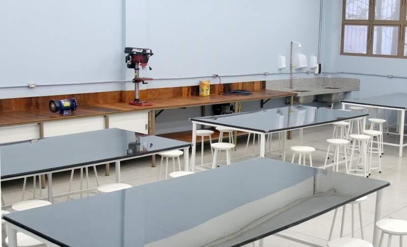 Arquitetura e Desing de Interiores. Foto Divulgação