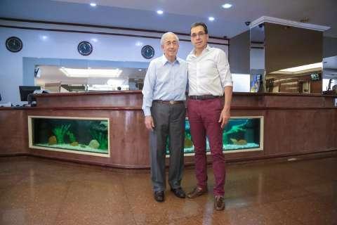 De fazendeiro a dono de hotel que completa 40 anos, Pedro hospedou 3 presidentes