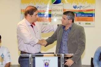 Em Brasília, Bernal e secretário da Juventude buscam recursos para projetos