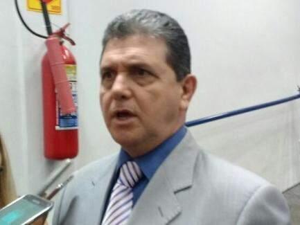 Presidente da Câmara, vereador João Rocha (PSDB). (Foto: Richelieu de Carlo)