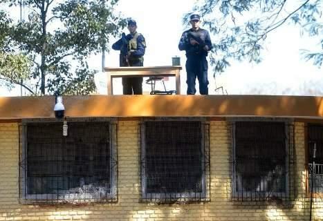 Paraguai reforça segurança após descobrir plano para resgatar Pavão