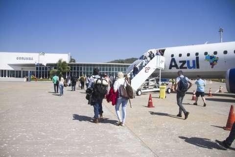 Companhia inicia venda de passagens aéreas de SP para Corumbá e Bonito