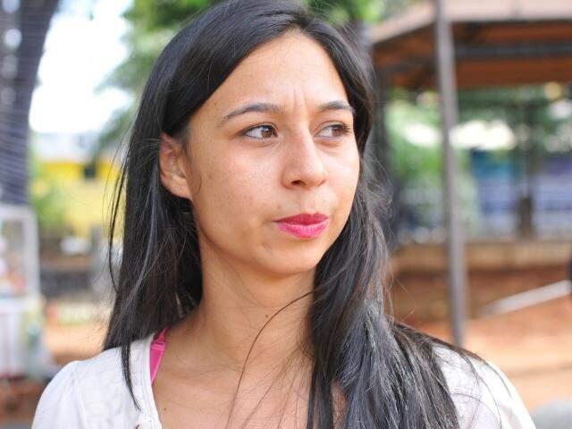 Jéssica destacou que cidades do interior estão mais decoradas que a Capital (Foto: Alcides Neto)