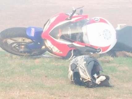 Acidente com moto de mil cilindradas mata condutor de 32 anos na 163