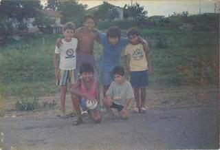 Lugar onde passou parte da infância, Fazenda Bodoquena, hoje BR Pec. (Foto: Arquivo Pessoal)