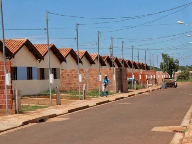 Frente de apoio à produção de habitações no Estado terá R$ 456,5 milhões em 2020 (Foto: Henrique Kawaminami/Arquivo)