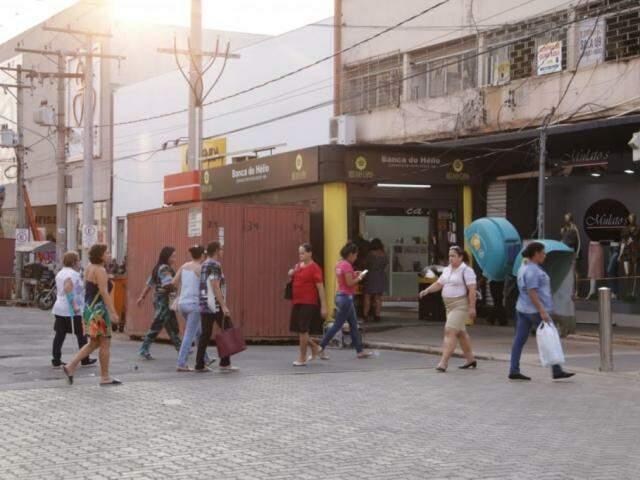 Pesquisa da CNC e Fecomércio mostra avanço no número de pessoas dispostas a quitar dívidas. (Foto: Kísie Ainoã/Arquivo)