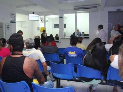 Ao menos na inauguração, UPA é bem avaliada por pacientes da Capital