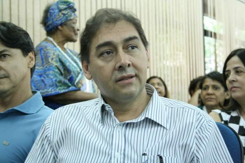 Prefeito da Capital não conseguiu liminar na Justiça para escapar de depoimento (Foto: Marcos Ermínio/Arquivo)