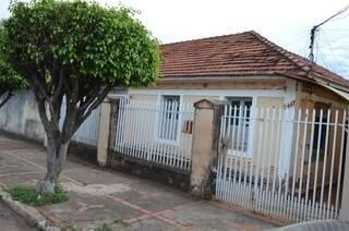 Fachada da casa sede da Igrejinha por anos. (Foto: Pedro Peralta)