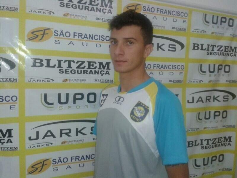 Matheus Siqueira, atacante, de 1,83 de altura, já atuou pela Inter de Limeira, Rio Branco de Americana e o São Bento. Estava atuando no Aoruba, dos Emirados Árabes