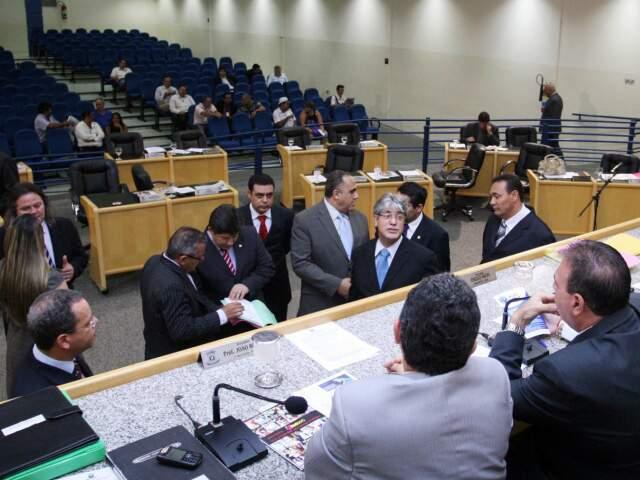 Parlamentares defendem construção de local para sediar grandes eventos na Capital. (Foto: Divulgação)