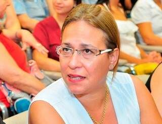 Carmem Lígia está há 15 anos atuando no sistema socioeducativo. (Foto: Kayke Niz / divulgação)
