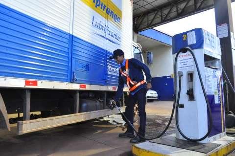 Preço do diesel não cai e motorista desconfia sobre queda no sul de MS