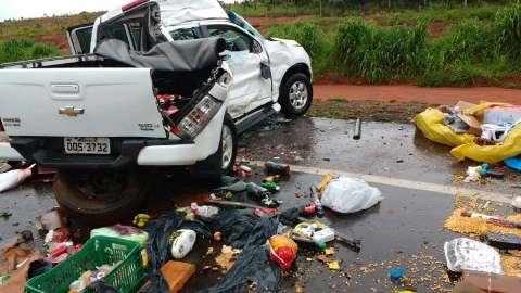 Em quatro dias, 10 pessoas morreram em acidentes em rodovias do Estado