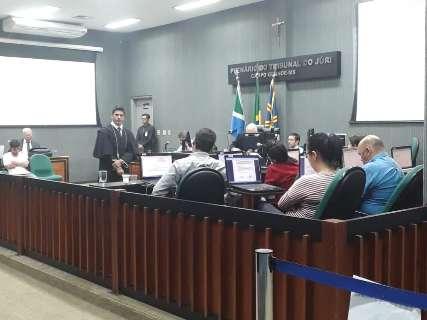 Nando é condenado a mais 16 anos de prisão por morte no Jardim Veraneio