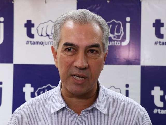 Prioridade com futuro ministro é equipar hospitais, diz Reinaldo