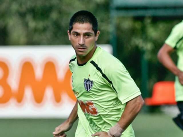 Sul-mato-grossense Danilinho está entre os relacionados do Galo para duelo contra o Cene pela Copa do Brasil. (Foto: Site Atlético-MG)