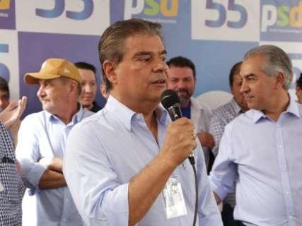 Em eleição do PSD, Nelsinho fala de reforço do partido para 2020