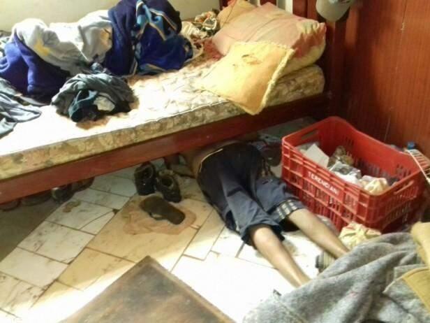 Pedro era dependente de bebida alcoólica e consumia remédios desde que sofreu um AVC. (Foto: Plantão Angélica)