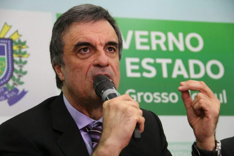 Ministro foi claro e categórico ao falar que não vai admitir violência. (Foto: Marcos Ermínio)