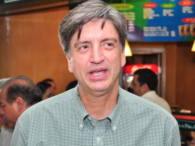 Deputado diz que se não for o escolhido, caberá ao partido a definição do candidato a ser apoiado(Foto: João Garrigó)