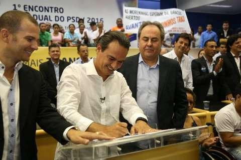 Presidente do PSD será o secretário de Governo de Marquinhos