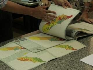 Publicação do Zoneamento Ecológico-Econômico de Campo Grande, concluído em fevereiro. (Foto: André Bittar)