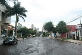 Quarta-feira chuvosa e com possibilidade de trovoadas durante o dia (Foto: Marcos Ermínio)